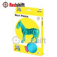 3D Felt Puzzle: Horse #79043