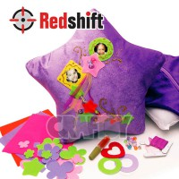 Design your own Groovy cushion Kit - Star #79264