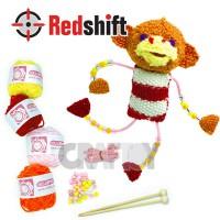 Kintting Doll kit - Monkey #79270