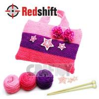 Trendy Knitting Kit -Bag #79273