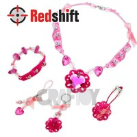 Make your stone Jewellery Kit - Ruby #79277