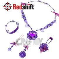 Make your stone Jewellery Kit - Amethyst #79278