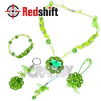 Make your stone Jewellery Kit - Emerald #79281