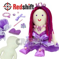 Make your doll and jewelry kit - Princess  #79363