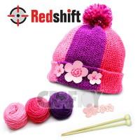Trendy Knitting Kit - Hat  #79371