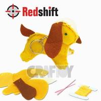 Sewing Animal Keyring - Puppy #79373