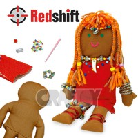 Make your own Culture Doll - African Doll  #79485