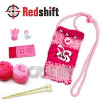 Trendy Knitting Kit - Mobile Holder  #79491