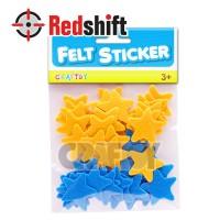 Felt Sticker - Star #79500