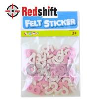 Felt Sticker - Letter Blue #79507-LB