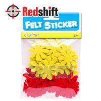 Felt Sticker - Flower #79508