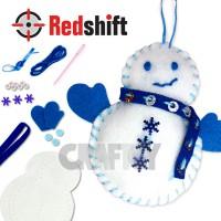 Make your Felt Christmas Ornament  #79615
