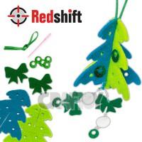 Make your Felt Christmas Ornament  #79621