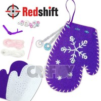 Make your Felt Christmas Ornament  #79623