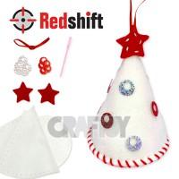 Make your Felt Christmas Ornament  #79631
