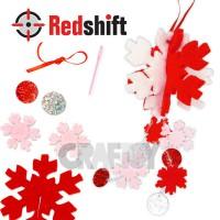 Make your Felt Christmas Ornament  #79633