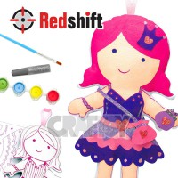 Color your Doll - Princess #79643
