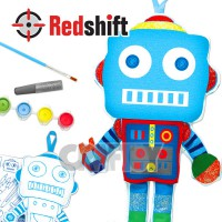 Color your Doll - Robot #79645
