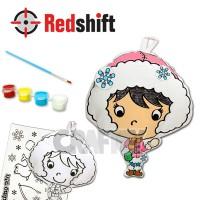 Color your Culture Doll Charm - Eskimo #79722