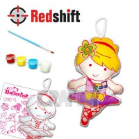 Color your Doll Charm - Bellarina #79730