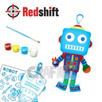Color your Doll Charm - Robot #79733