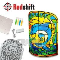 Design your Window Paint Lamp - Ocean #79747
