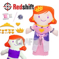 Make your Doll and Jewelry - My Princess  #79801