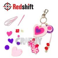 Make your Felt keychain - Heart #79821