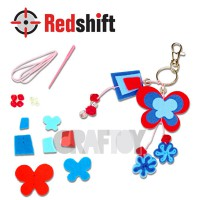 Make your Felt keychain - Butterfly #79822