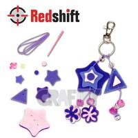 Make your Felt keychain - Star #79823