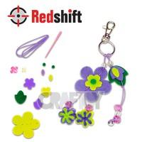 Make your Felt keychain - Flower #79824