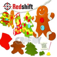 Make your X mas Décor - Bunting  #79842