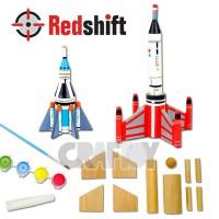 Color Yoru Wooden Rocket #79883