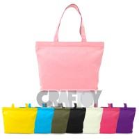 Natural Cotton bag – tote bag#89017