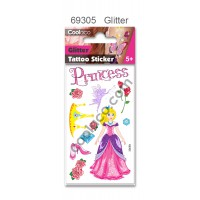 Mini Glitter Temporary Tattoo #69305