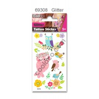 Mini Glitter Temporary Tattoo #69308