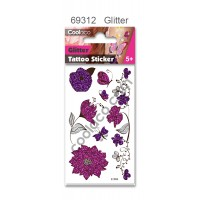 Mini Glitter Temporary Tattoo #69312