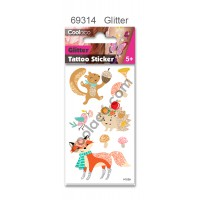 Mini Glitter Temporary Tattoo #69314