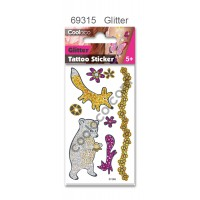 Mini Glitter Temporary Tattoo #69315