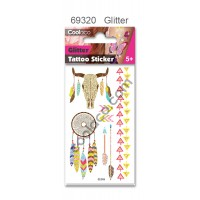 Mini Glitter Temporary Tattoo #69320