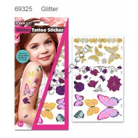 Glitter Temporary Tattoo #69325