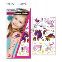 Glitter Temporary Tattoo #69327