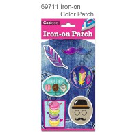 Iron-on PU color Patch #69711